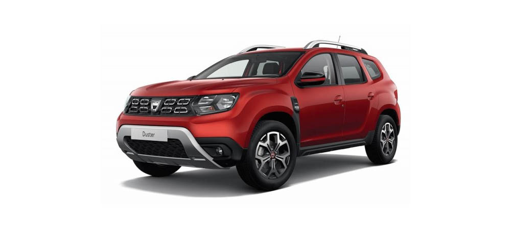 Gama ECO-G: Os novos veículos Bi-Fuel da Dacia 5