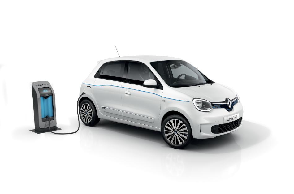 A Gama de Viaturas 100% elétricas Renault 8