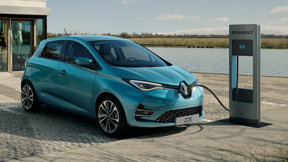 A Gama de Viaturas 100% elétricas Renault 3