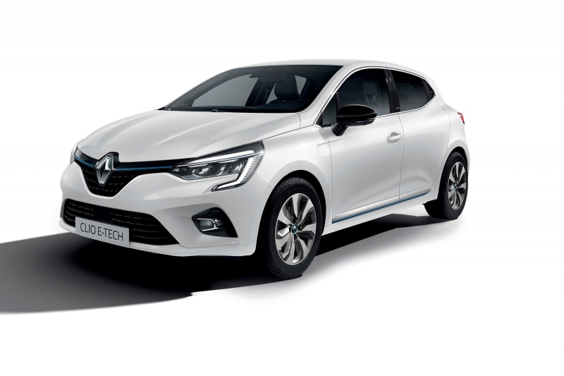 """Novo Clio E-Tech: O primeiro """"full hybrid"""" da Renault 1"""