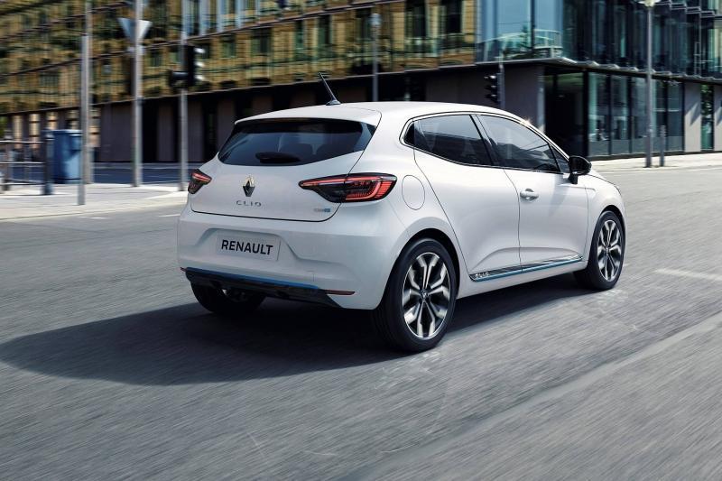 """Novo Clio E-Tech: O primeiro """"full hybrid"""" da Renault 2"""