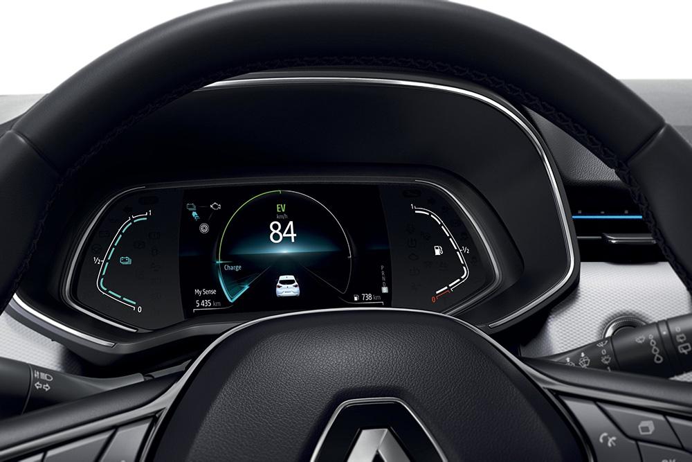 """Novo Clio E-Tech: O primeiro """"full hybrid"""" da Renault 6"""