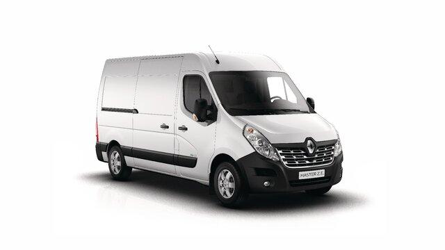 A Gama de Viaturas 100% elétricas Renault 6