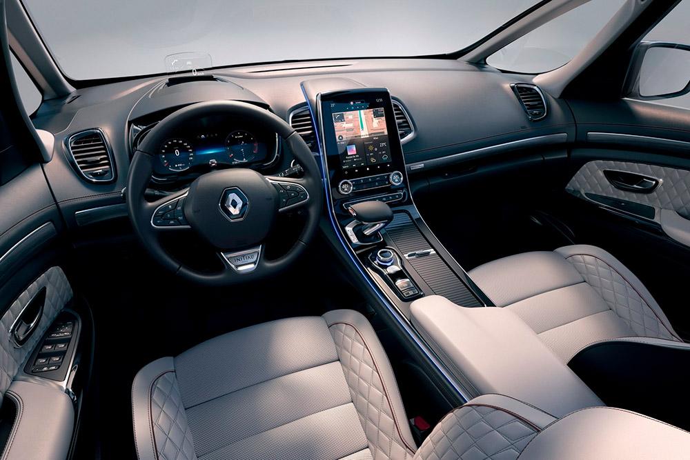 Novo Renault Espace 3