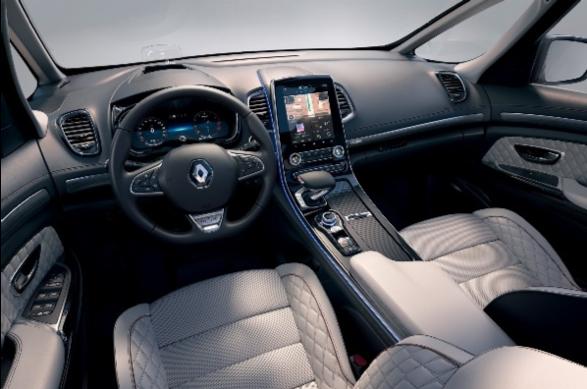Novo Renault Espace 12