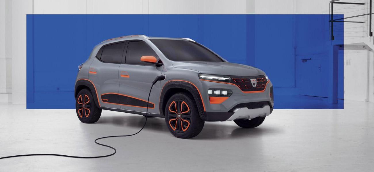 Dacia Spring Electric – A revolução elétrica a preços Dacia