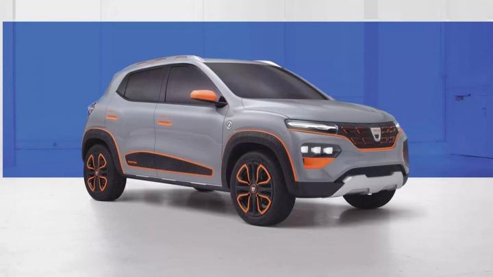 Dacia Spring Electric - A revolução elétrica a preços Dacia 1
