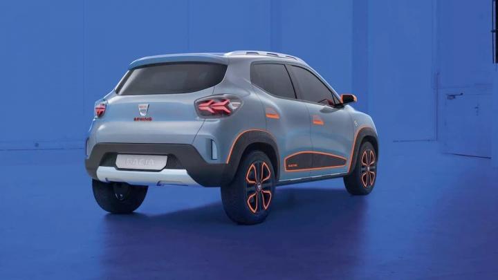 Dacia Spring Electric - A revolução elétrica a preços Dacia 2