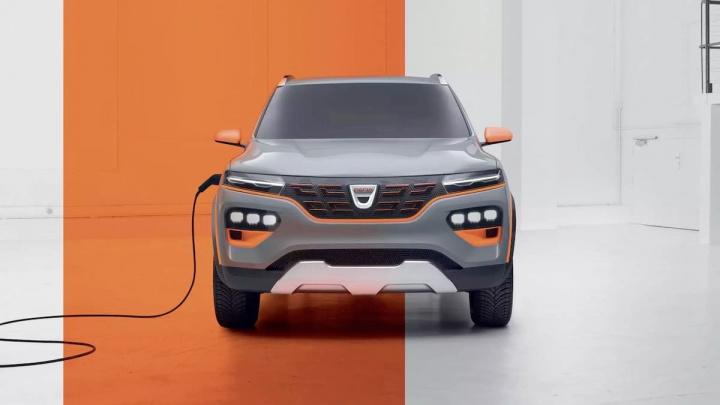 Dacia Spring Electric - A revolução elétrica a preços Dacia 3