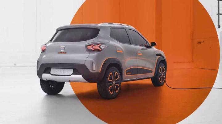 Dacia Spring Electric - A revolução elétrica a preços Dacia 4